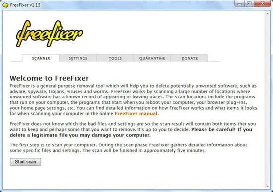 FreeFixer免费版
