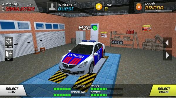 警察模拟器手机版下载