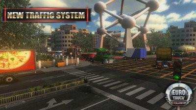 欧洲卡车进化模拟游戏下载