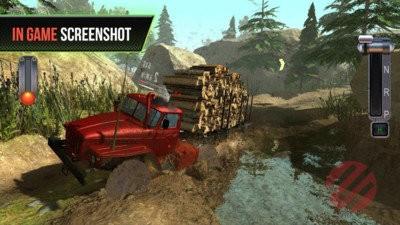 越野卡车4游戏破解版