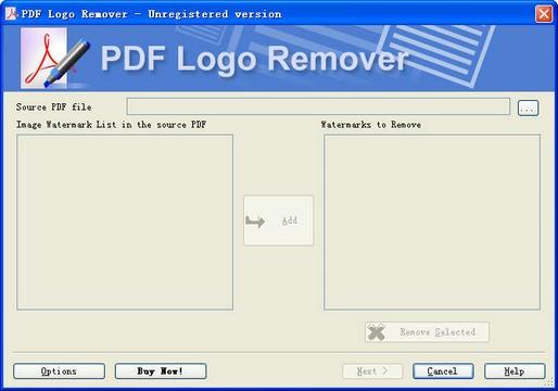 pdf去水印