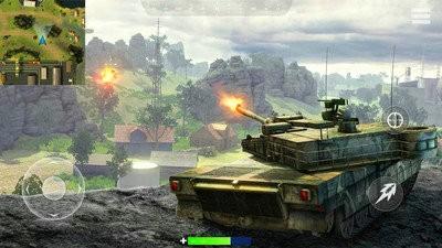 坦克大冲撞手游下载