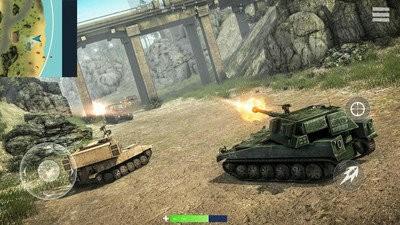 坦克大冲撞安卓版