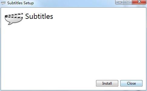 subtitles最新版下载