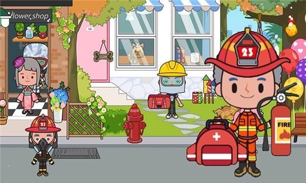 托卡王国消防员最新版