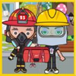 托卡王国消防员