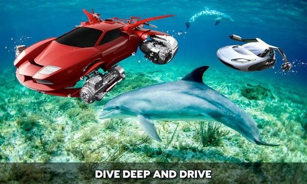 水下汽车模拟器安卓最新版下载