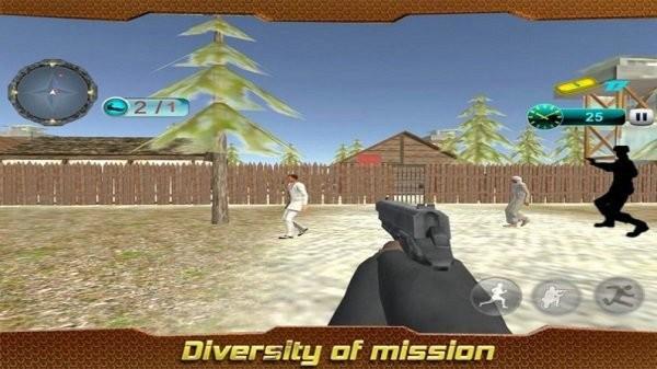 前线任务射击3d安卓版下载
