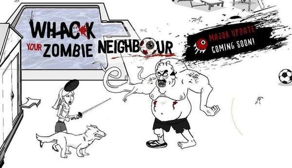 干掉你的僵尸邻居