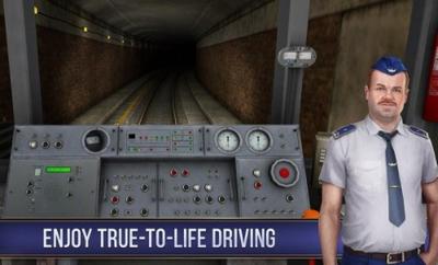 地铁驾驶员3D汉化版