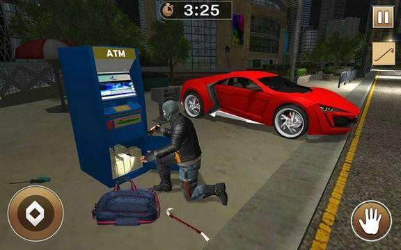 小偷偷窃模拟器破解版