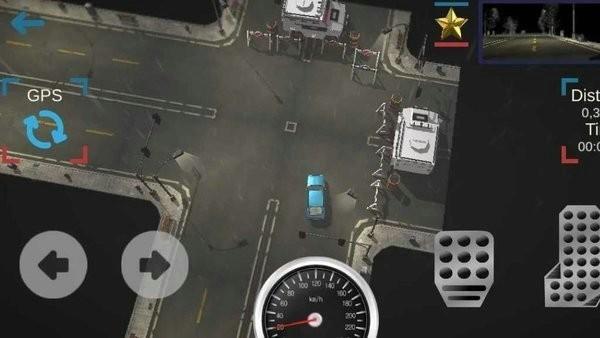 逃离警车追捕游戏下载