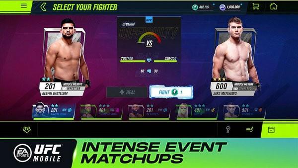 EA运动UFC最新版下载