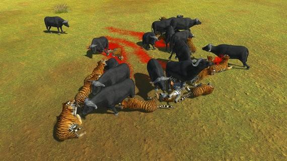 动物起义战斗模拟器中文手机版