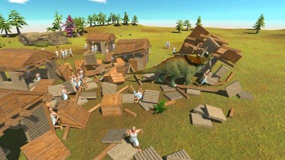 动物起义战斗模拟器免费下载