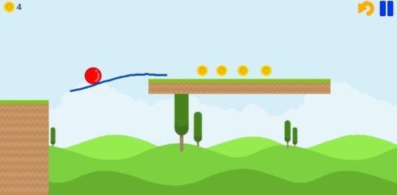 画线小球游戏安卓破解版