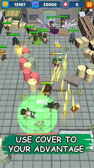 射手回忆录僵尸生存游戏下载