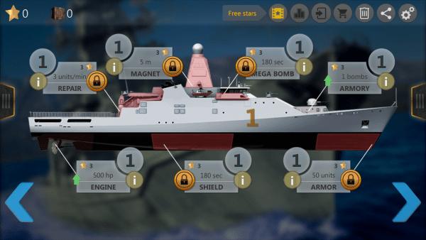 海战潜艇战中文版