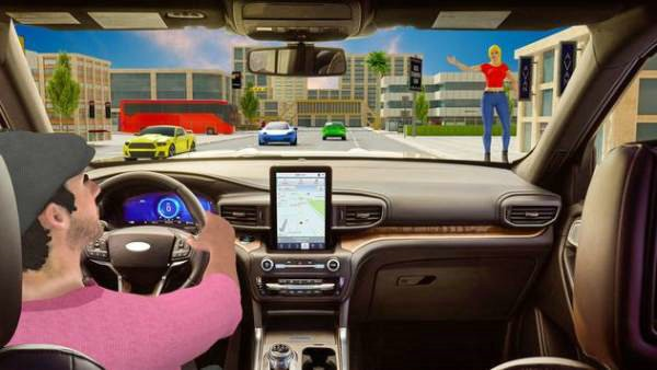 新城市出租车驾驶模拟器破解版