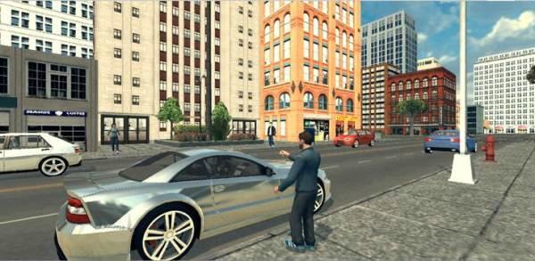 新城市出租车驾驶模拟器最新版下载