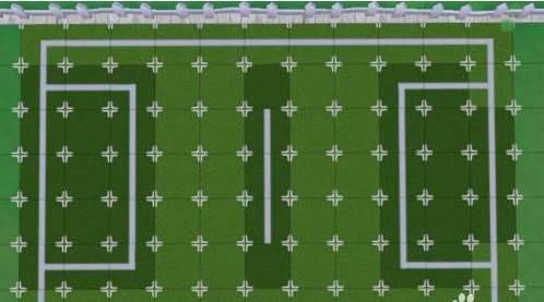摩尔庄园足球场怎么拼 摩尔庄园足球场制作攻略