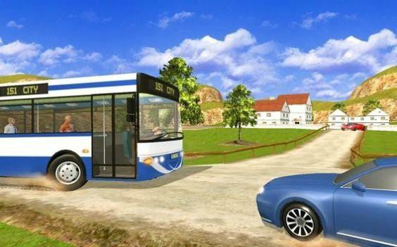 旅游巴士疯狂驾驶中文版