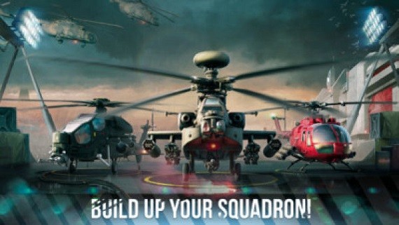 现代战争直升机无限金币版下载