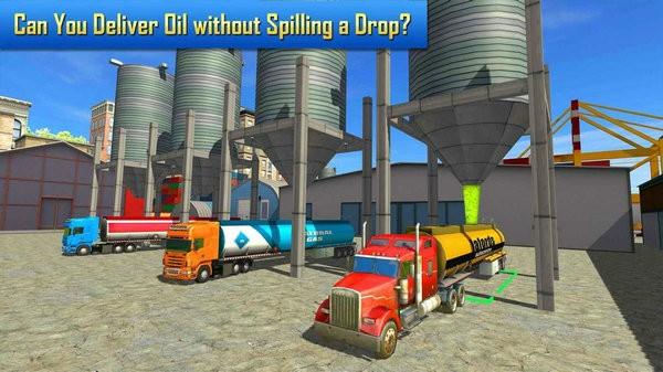 油罐卡车模拟器无限金币版