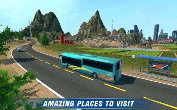 城市客车大巴3D中文版