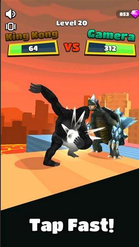 怪物向前冲游戏下载