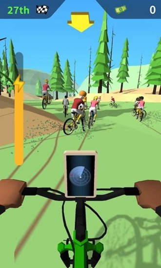 山地自行车对决手机版