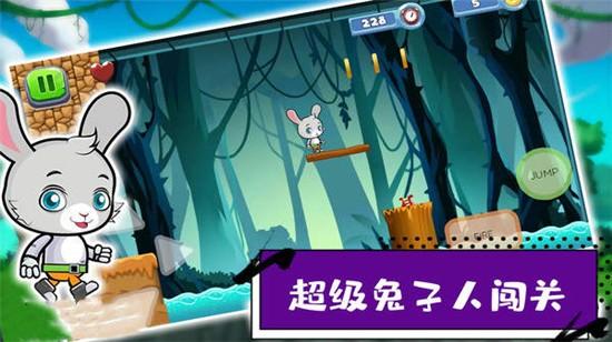 超级疯狂兔子人联机版