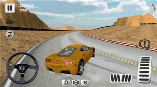 超跑模拟驾驶3手机版