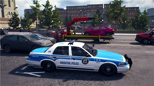 美国警察模拟器巡警手机版