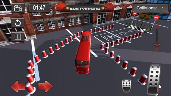 新巴士停车场2022中文版