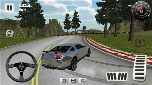 超跑模拟驾驶3安卓中文版