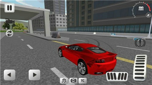 超跑模拟驾驶3手机游戏