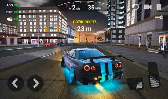 终极汽车驾驶模拟器无限金币版最新版