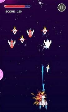太空战斗时刻