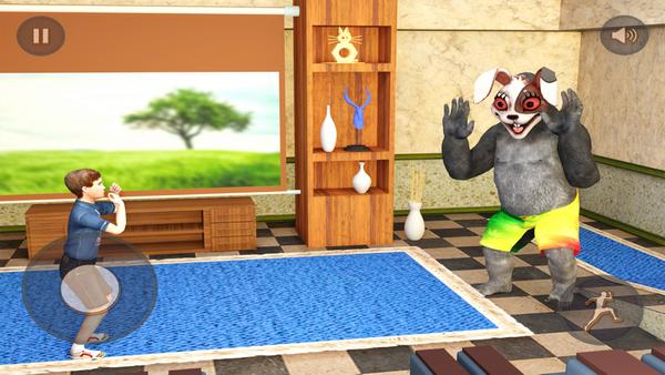 可怕的陌生人大猩猩恶作剧游戏下载