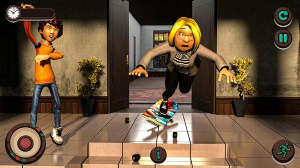 可怕的疯狂老师3d游戏下载