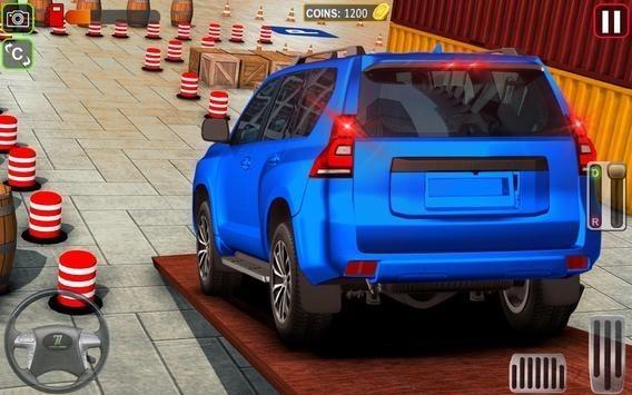最佳普拉多停车场3D中文版