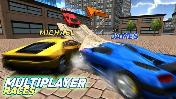 多人驾驶模拟最新版
