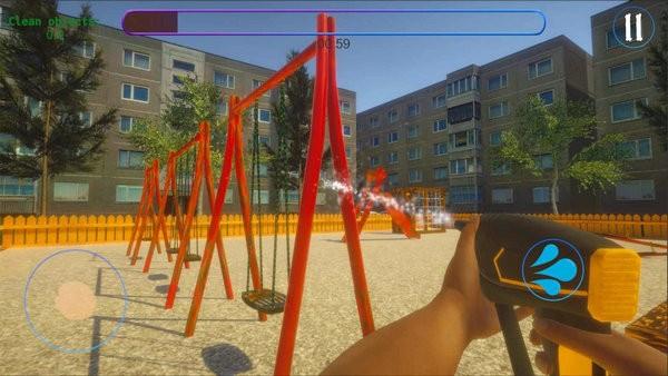 高压水枪模拟器游戏下载