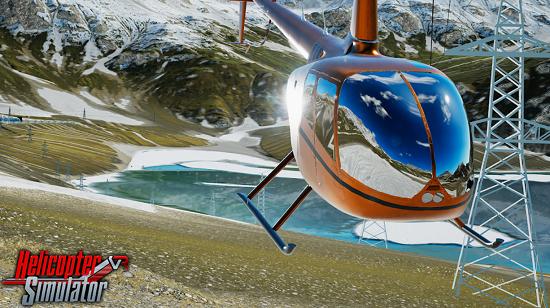 2021直升机模拟器中文版