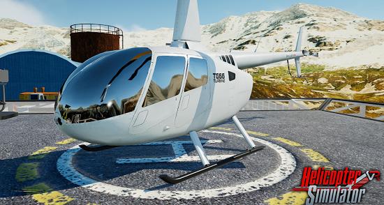 2021直升机模拟器破解版