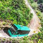 山地越野巴士驾驶模拟器