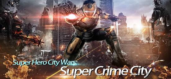 钢铁侠机器人英雄破解版