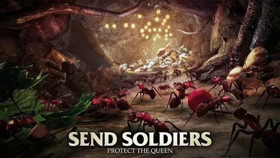 蚂蚁军团为了虫群汉化版