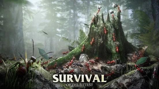 蚂蚁军团为了虫群最新版下载
